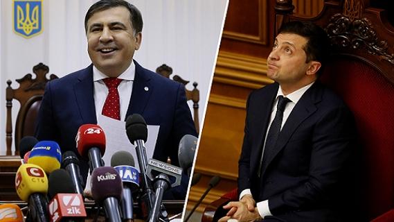 """Saakashvili tiếp tục đường hoạn lộ trên """"Tổ quốc thứ hai"""" Ukraine"""