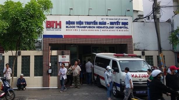 Bộ Y tế yêu cầu xác minh vụ truyền thuốc quá hạn