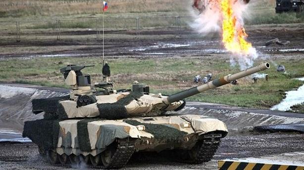 T-90MS sắp xuất hiện tại Libya