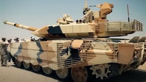 Israel giật mình khi Nga cho phép Ai Cập sản xuất T-90MS
