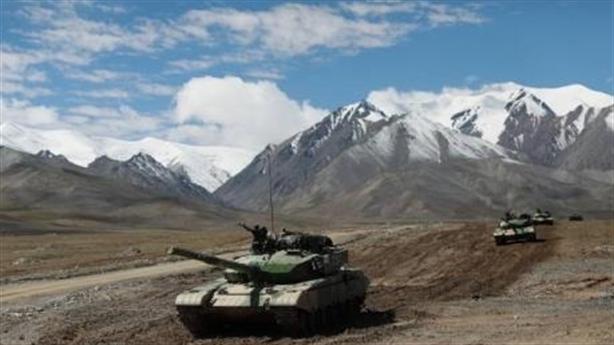 Báo Nga vẽ các kịch bản ở biên giới Trung - Ấn