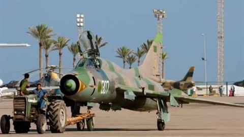 Mỹ bóng gió muốn đánh bật Nga khỏi Libya