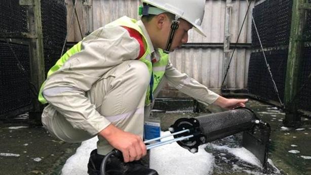 Áp dụng công nghệ xanh cho xử lý cáu cặn công nghiệp