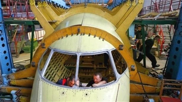 Xung đột lớn nổ ra trong ngành công nghiệp hàng không Ukraine