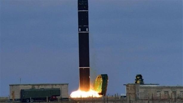 Trung Quốc nghi ngờ tên lửa hạt nhân chiến lược của Nga