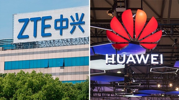 Huawei, ZTE