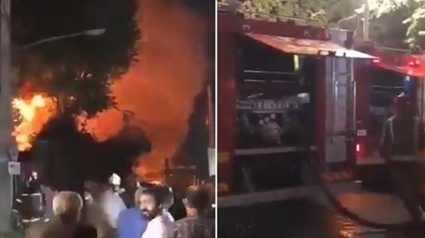Nổ lớn tại Iran, 19 người thiệt mạng: Nổ bình gas