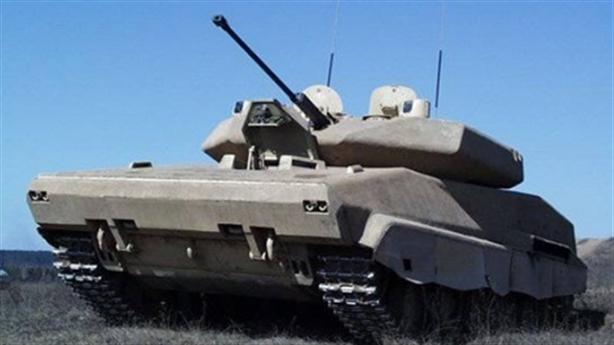 Syria muốn mua lô lớn thiết giáp tàng hình của Belarus