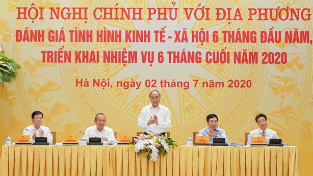 Thủ tướng thúc các địa phương phải 'nóng ruột lên'