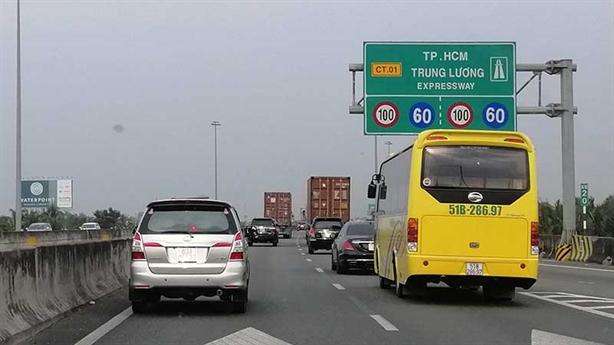 Bộ GTVT: Cần tiếp tục thu phí cao tốc Trung Lương - TP.HCM