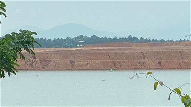 Dự án biệt thự xâm hại hồ Đại Lải: Đang thanh tra