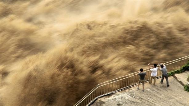 Trung Quốc cảnh báo, thêm đập lớn xả lũ sau Tam Hiệp