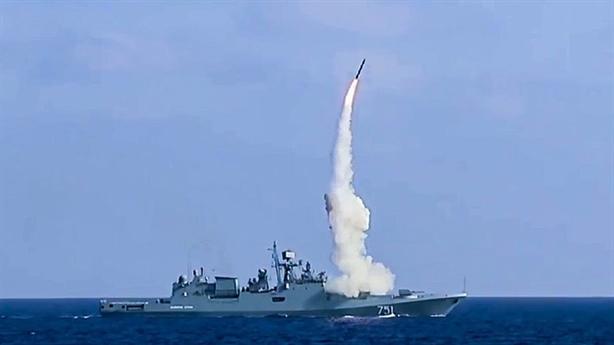 Mỹ-NATO sốt ruột nhìn Nga tung hoành ở Địa Trung Hải