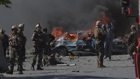 Thất bại ở Afghanistan, Mỹ đổ lỗi cho Nga để chữa thẹn