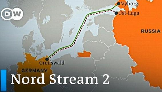 Mỹ trừng phạt Nord Stream, Đức đặt cược tất cả vào Nga