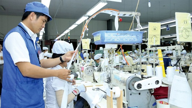 Việt Nam thuộc nhóm kinh tế có thu nhập trung bình thấp