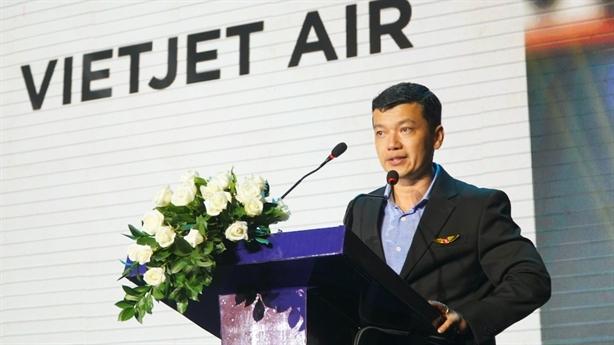 """Vietjet đoạt giải thưởng """"Nơi làm việc tốt nhất châu Á"""""""