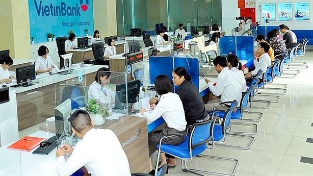 VietinBank giảm lãi suất từ 0,2-0,5%/năm các gói tín dụng ưu đãi