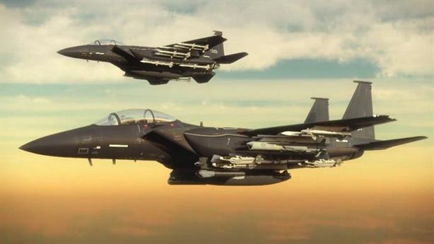 Mỹ tự tin F-15EX chiếm lợi thế đối đầu Su-35