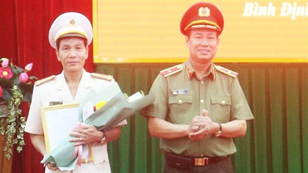 Luân chuyển giám đốc công an: Từ chuyện Thái Bình, Đồng Nai