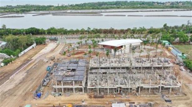 Thông tin về dự án Vườn Xuân ở Bà Rịa - Vũng Tàu