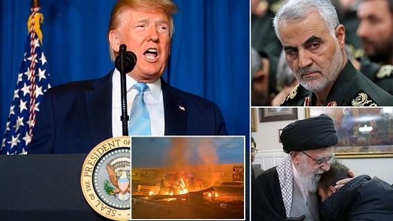 Mỹ luôn sẵn sàng kế hoạch đánh...Iran?