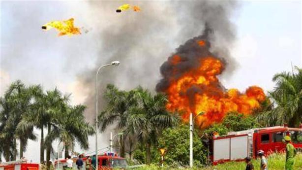 Cháy kho hóa chất Long Biên: Chủ kho đang ở đâu?