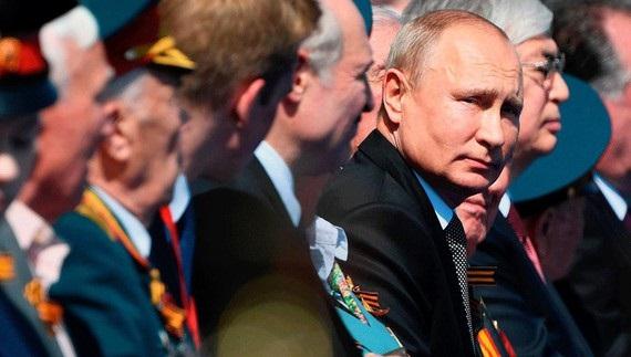 Ông Putin làm việc không ngừng nghỉ vì nước Nga