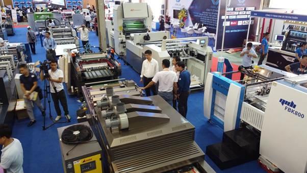 Triển lãm máy Ngành In Bao bì 2020 kết thúc thành công