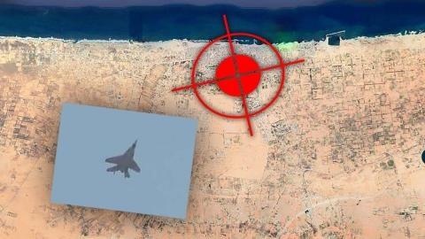 Nga xuống tay, Thổ nhận đòn cảnh cáo đau ở Libya?