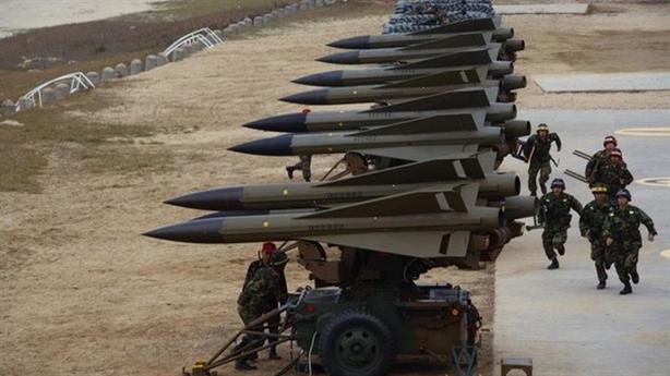 MIM-23 Hawk Thổ bất động khi Al-Watiya bị tấn công
