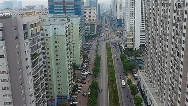 Quy trách nhiệm cấp phép nhà cao tầng khu nội đô HN