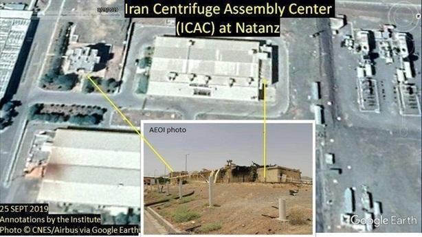 Iran nghi ngờ nhà máy Natanz bị tên lửa tấn công
