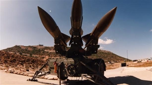 Su-24 phá hủy hệ thống MIM-23 Hawk Thổ tại Al-Watiya