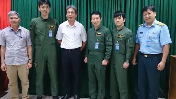 Nhật Bản cảm ơn Việt Nam vì tiếp máy bay săn ngầm