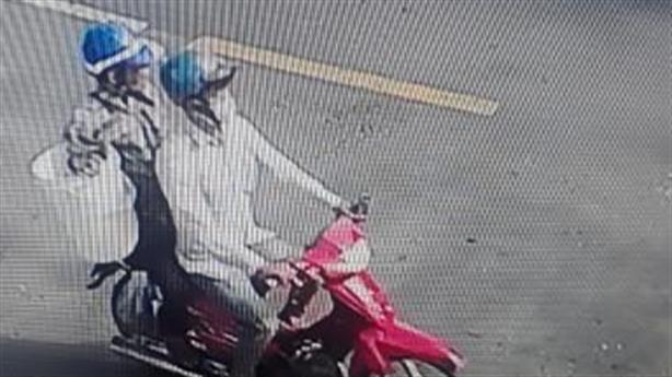 Thả người bị nạn ở khu vực vắng để trộm xe