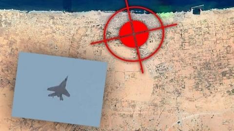 MiG-29 LNA phá hủy trận địa MIM-23 HAWK Thổ tại Libya