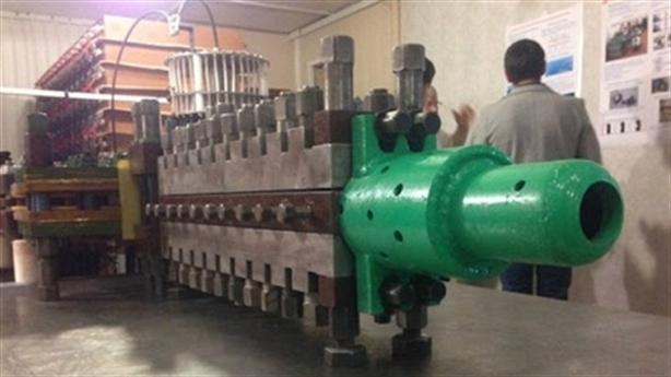 Pháo điện từ Nga phá vỡ giới hạn về cự ly