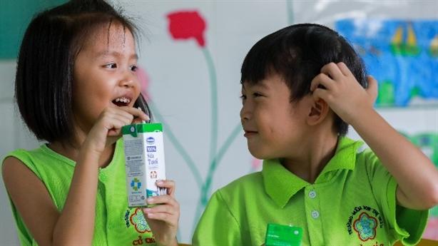 Sữa học đường TP.HCM: Nhân văn, mang niềm vui cho con trẻ