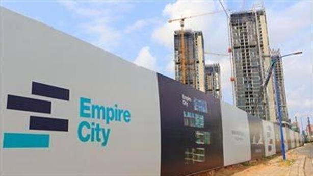 Keppel Land, 'chủ hờ' ở dự án Empire City