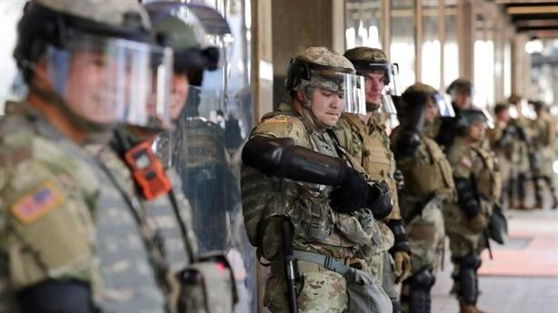 Bang Georgia Mỹ ban lệnh khẩn cấp, gọi Vệ binh quốc gia