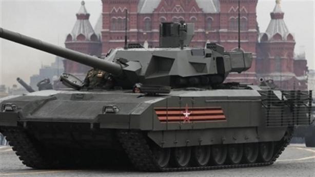 Mỹ quyết tâm phá hợp đồng bán T-14 Armata