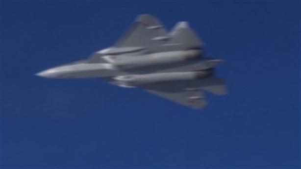 Su-57 'săn lùng' và 'truy đuổi' F-35 tại Syria?