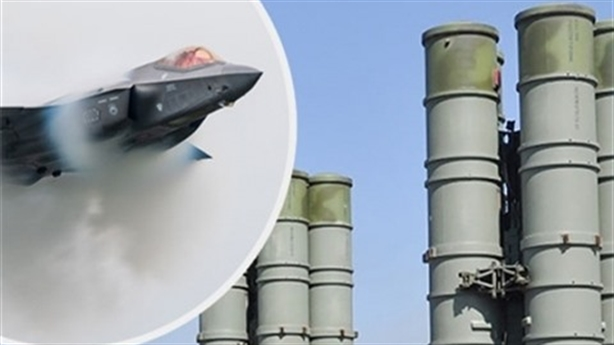 S-400 Thổ phát hiện F-35 cách 200km