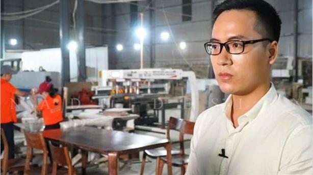 Khám phá xưởng sản xuất nội thất hiện đại, quy mô 2000m2 tại NaDu Design