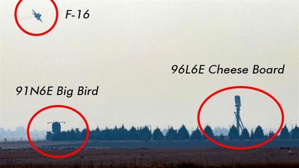 Thổ gây sốt khi dùng F-16 và F-35 làm bia cho S-400