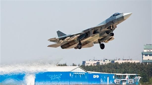 Su-57 tung đòn đánh ngoài tầm nhìn với CEP 1 mét