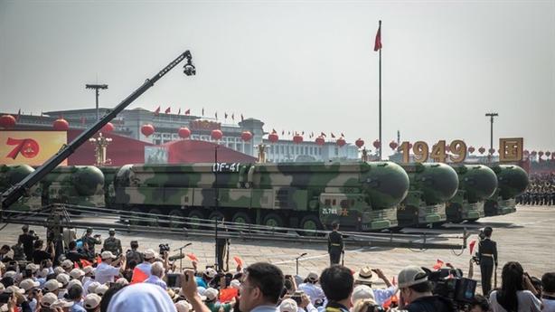 Nga xem Mỹ-Trung khẩu chiến về START