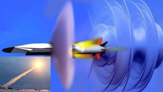 Mỹ đau đầu giải bài toán vũ khí siêu thanh Nga-Trung