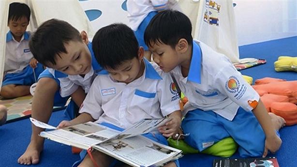 Đưa tiết đọc sách thành giờ học chính: Không thể 'trốn' đọc